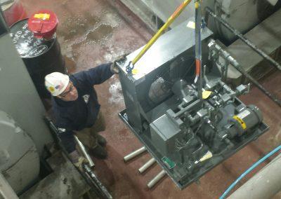 BOLTON FALLS LUBE OIL SYSTEM